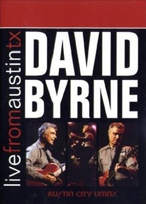 Rent David Byrne: Live from Austin, TX Online DVD Rental