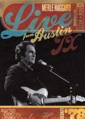 Rent Merle Haggard: Live from Austin, TX Online DVD Rental