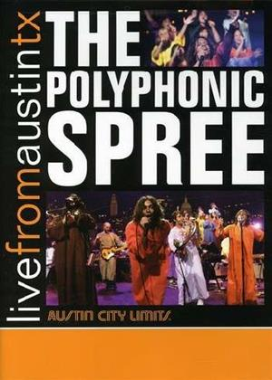 Rent Polyphonic Spree: Live from Austin, Texas Online DVD Rental