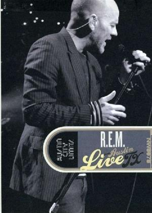 REM: Live from Austin, Texas Online DVD Rental