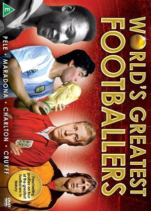 Rent World's Greatest Footballers Online DVD Rental