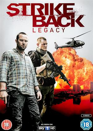 Strike Back: Series 5 Online DVD Rental