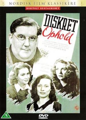 Rent Discretion Wanted (aka Diskret Ophold) Online DVD Rental