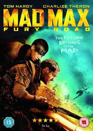 Mad Max: Fury Road Online DVD Rental