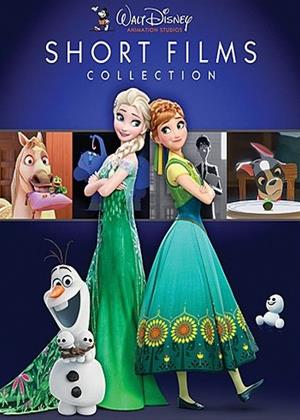 Rent Walt Disney Animation Studios: Short Films Collection Online DVD Rental