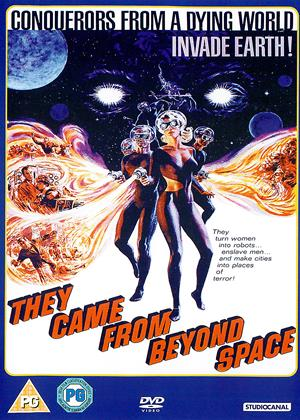 Rent They Came from Beyond Space Online DVD Rental