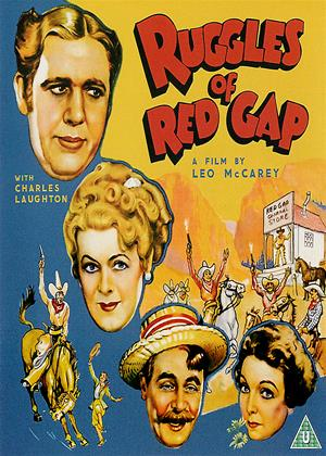 Ruggles of Red Gap Online DVD Rental