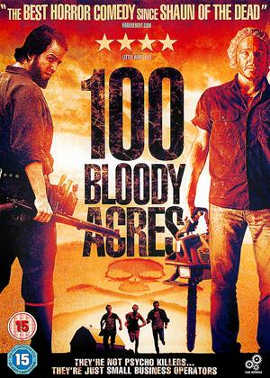 Rent 100 Bloody Acres Online DVD Rental