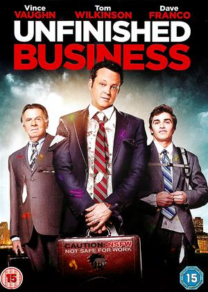 Unfinished Business Online DVD Rental