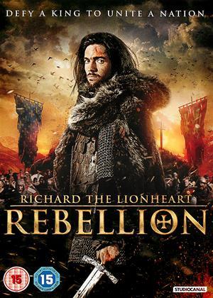 Rent Richard the Lionheart: Rebellion Online DVD Rental