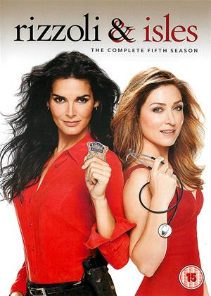 Rizzoli and Isles: Series 5 Online DVD Rental
