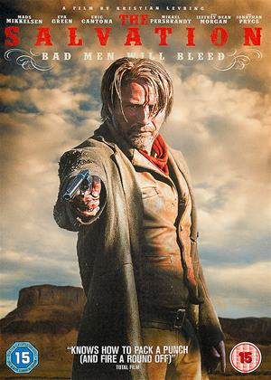 The Salvation Online DVD Rental