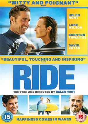 Ride Online DVD Rental