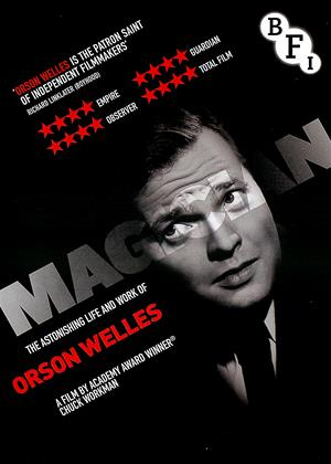 Rent Magician: The Astonishing Life and Work of Orson Welles Online DVD Rental