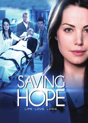 Saving Hope: Series 4 Online DVD Rental
