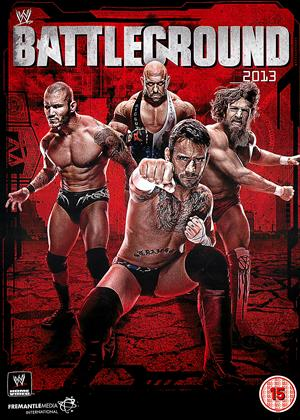WWE: Battleground 2013 Online DVD Rental