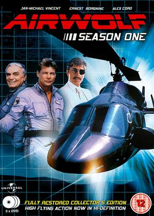 Rent Airwolf: Series 1 Online DVD Rental