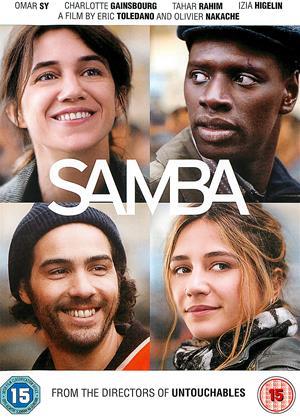 Samba Online DVD Rental