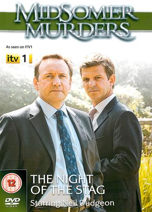 Midsomer Murders: Series 14: The Night of the Stag Online DVD Rental