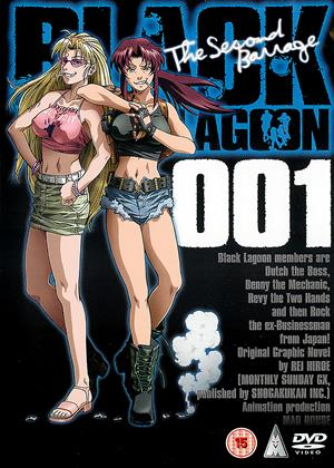 Black Lagoon: The Second Barrage: Vol.1 Online DVD Rental