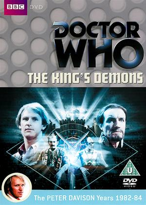 Doctor Who: The King's Demons Online DVD Rental