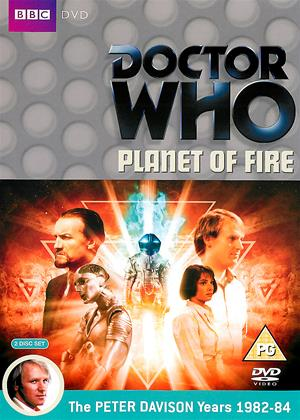 Rent Doctor Who: Planet of Fire Online DVD Rental
