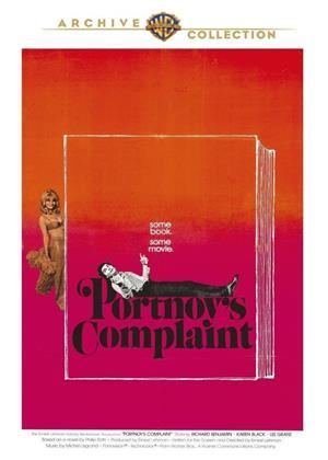 Portnoy's Complaint Online DVD Rental