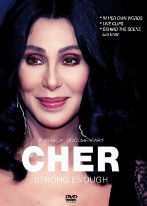 Rent Cher: Strong Enough Online DVD Rental