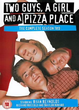 Two Guys, a Girl and a Pizza Place: Series 2 Online DVD Rental