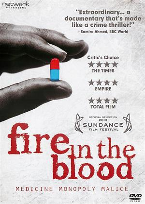 Fire in the Blood Online DVD Rental