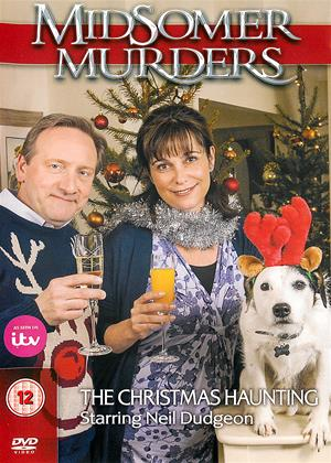 Rent Midsomer Murders: Series 16: The Christmas Haunting Online DVD Rental