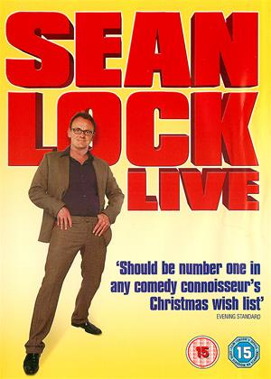 Sean Lock: Live Online DVD Rental