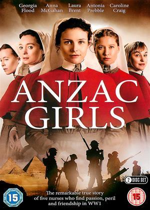 Anzac Girls Online DVD Rental