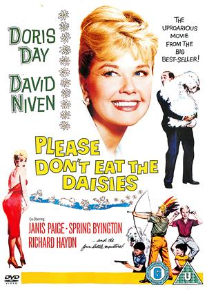 Please Don't Eat the Daisies Online DVD Rental