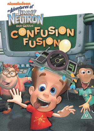 Rent The Adventures of Jimmy Neutron: Boy Genius: Confusion Fusion Online DVD Rental