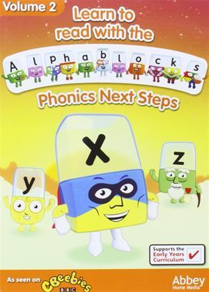 Rent Alphablocks: Vol.2: Phonics Next Steps Online DVD Rental