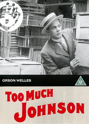 Too Much Johnson Online DVD Rental