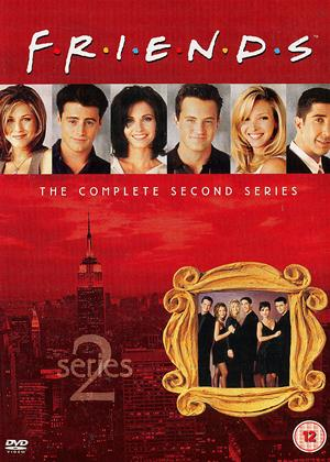 Rent Friends: Series 2 Online DVD Rental