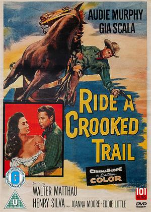 Ride a Crooked Trail Online DVD Rental