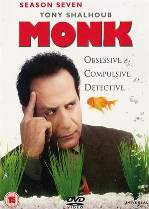 Monk: Series 7 Online DVD Rental