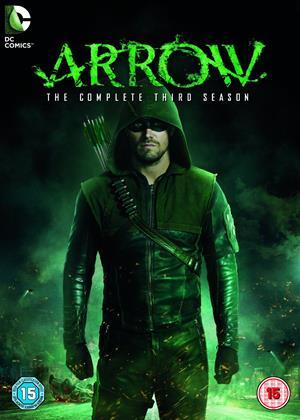 Arrow: Series 3 Online DVD Rental
