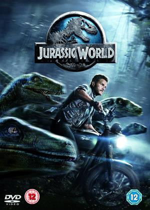 Jurassic World Online DVD Rental