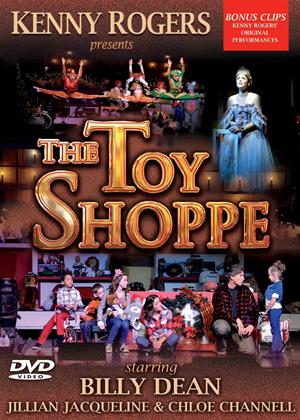 Rent The Toy Shoppe (aka Kenny Rogers Presents The Toy Shoppe) Online DVD Rental