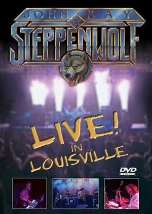 Rent John Kay and Steppenwolf: Live in Louisville Online DVD Rental