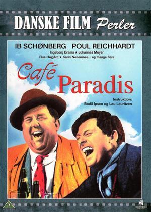 Paradise Cafe Online DVD Rental