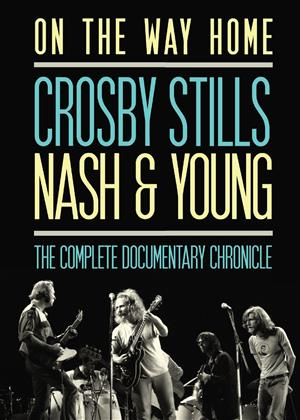 Rent Crosby, Stills, Nash and Young: On the Way Home Online DVD Rental