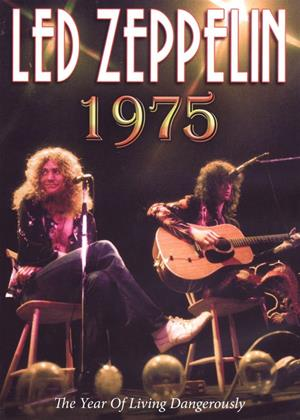 Led Zeppelin: 1975 Online DVD Rental