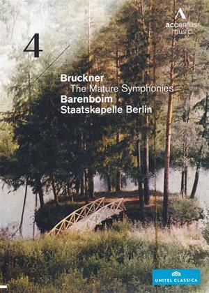 Rent Bruckner: Symphony No. 4 (Barenboim) Online DVD Rental