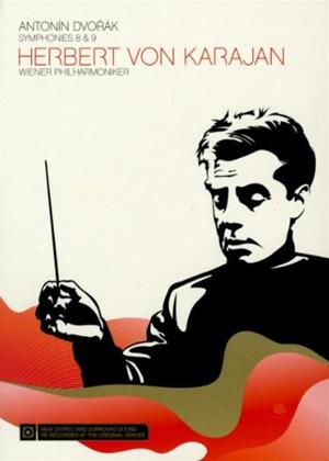 Dvorak: Symphonies Nos. 8-9 Online DVD Rental