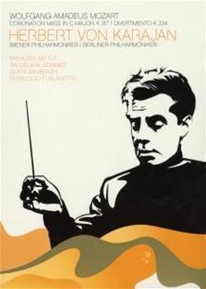 Rent Mozart: Coronation Mass K317 / Divertimento K334 Online DVD Rental
